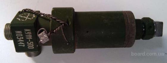 Клапан предохранительный АУ111-500