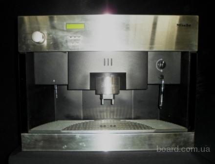 Встраиваемая кофемашина Miele CVA 620-2 сталь