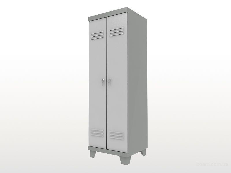 шкаф в рaздевалку металличеcкий шp-2/600