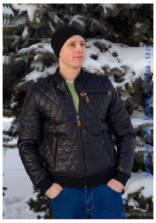 Демисезонная куртка - 136 норма и батал от интернет магазина EL&KEN