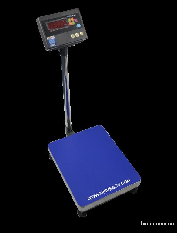 Товарные весы напольные электронные ЗЕВС ВПЕ-1(L0405)A12E