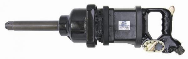 """15665 Гайковерт ударный пневматический удлиненный  1"""" 2300 Nm"""