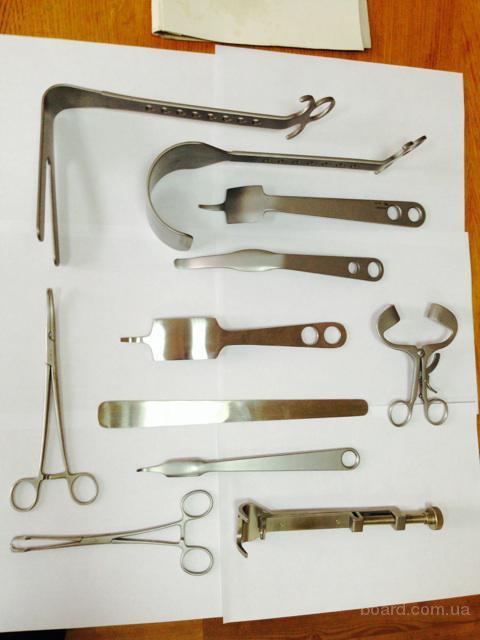 Медицинский инструмент от производителя
