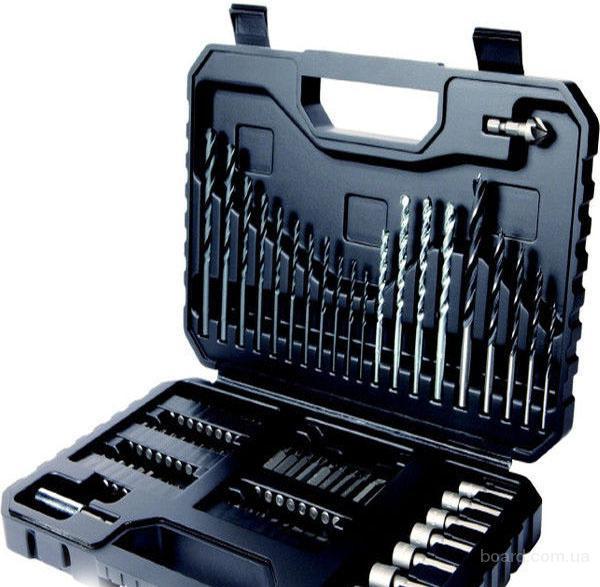 Набор инструментов Black & Decker,80 элементов
