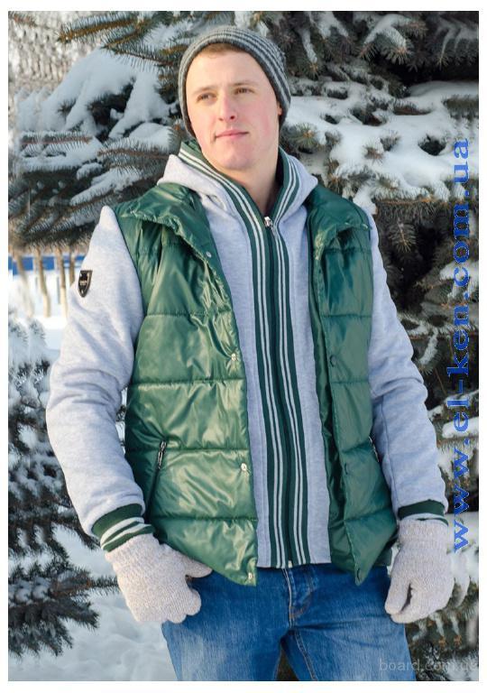 Демисезонная куртка - 119 от интернет магазина EL&KEN