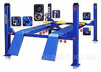 Evrolift 3D Подъёмник 4-х стоечный Evrolift 3D для развал-схождение
