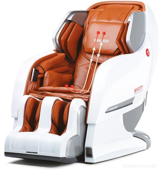 Лучшее массажное кресло Yamaguchi Axiom YA-6000