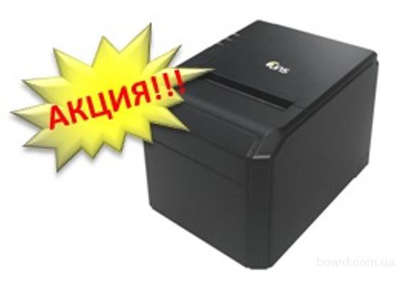 Принтер UNS-TP61.03 для встречек на кухню, для чеков, пречеков