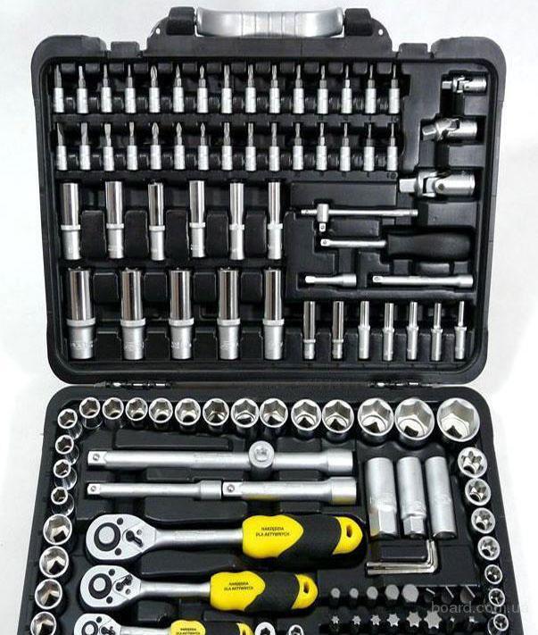 Набор инструментов Coval