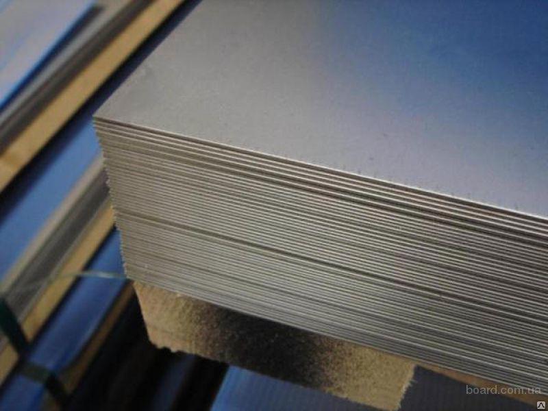 Лист нержавеющий (нержавейка) AISI 430 технический