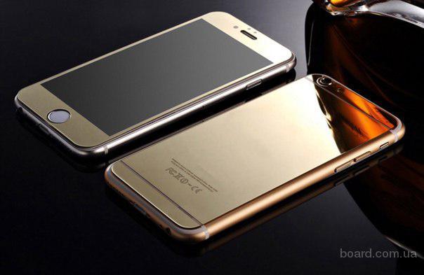 Защитное стекло на iPhone 4,5,6