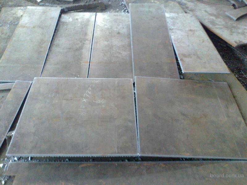 Лист 6,5мм размер 6,5х795х1000мм. сталь,20