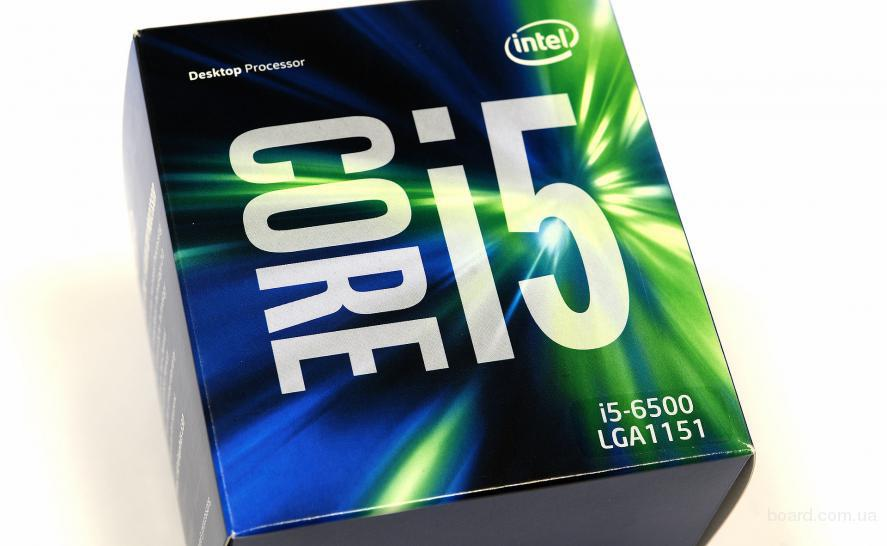 Опт и розница продам Intel Core i5-6500