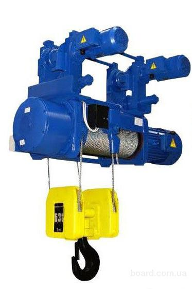 Канатный электрический тельфер Т10 (Болгария) от 0,5 т до 10 т