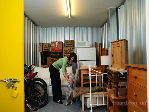 Ответственное хранение вещей в Одессе на время ремонта