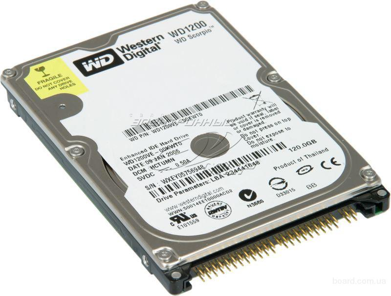 "Продам винчестер Hitachi к ноутбуку 2,5"" 60 Gb, ATA/IDE"