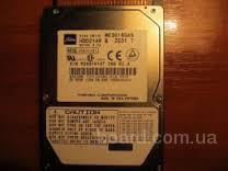 """Срочно продам жесткий диск к ноутбуку 2,5"""" IDE ATA 100 - 40Gb"""