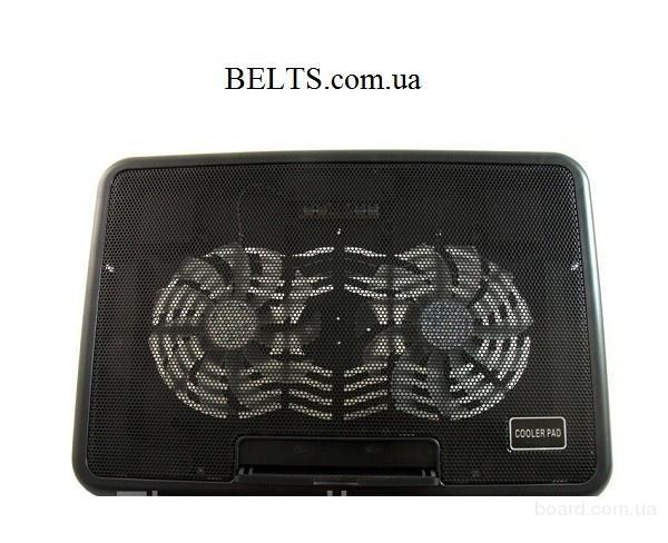 "Охлаждающая подставка под ноутбук Cooling Pad M2 (кулер М2 9 """" - 17 """")"