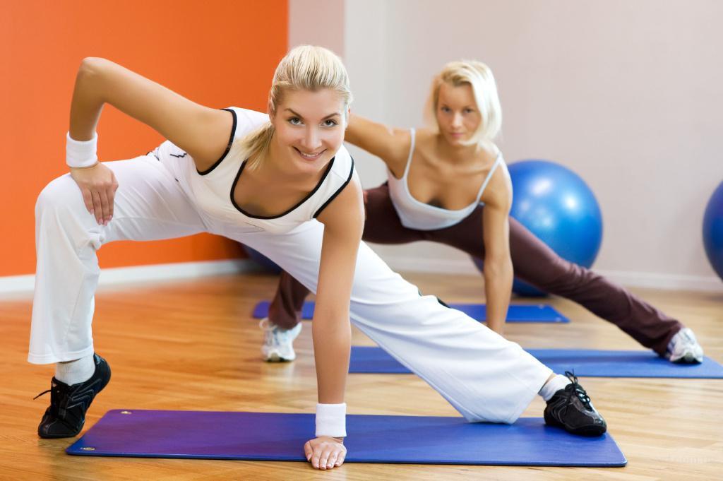 Индивидуальные и групповые занятия: шейпнг, фитнес, пилатес Симферополь