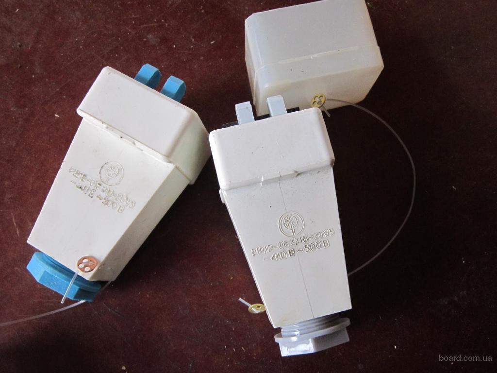 РШ 12-012210-20 у3 440В~500В (вилка,кабельная)