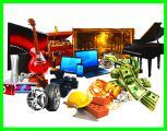 Кредит под залог техники, авто дисков, оборудования, генераторов, мопедов, ноутбуков, стройматериалов и