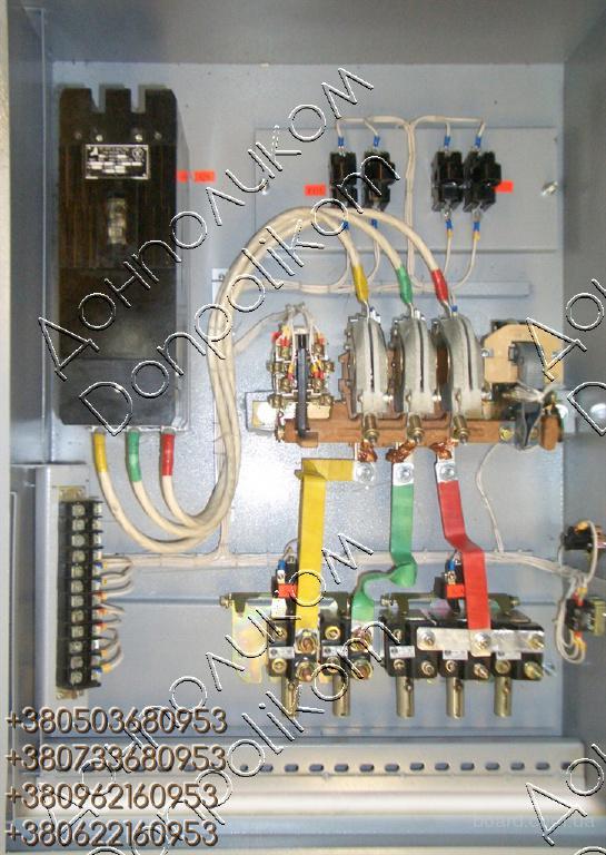 ПЗКМ-250 (ПЗКМ-501-250) У2 панель крановая защиты и ввода