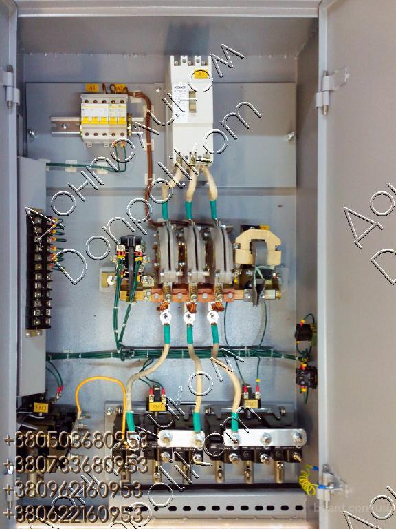 ПЗКМ-160 (ПЗКМ-501-160)У2 вводно-защитная панель