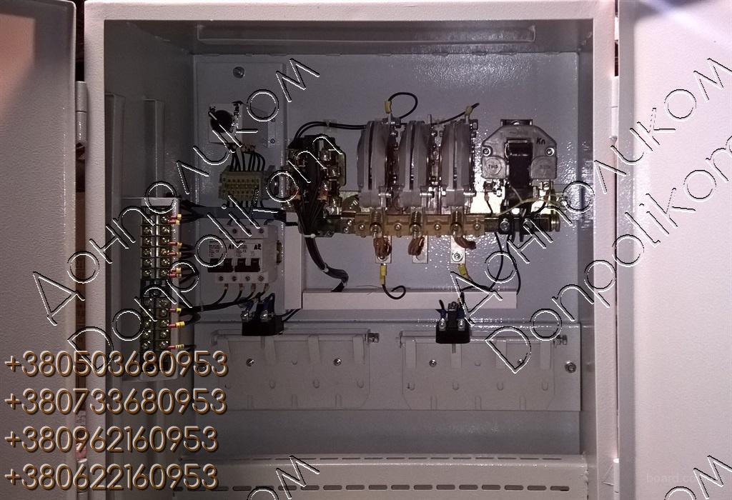Ящики Я8901-4277 - крановые панели ввода и защиты