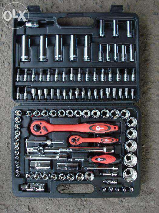 Набор головок 108 единиц Muller Professional