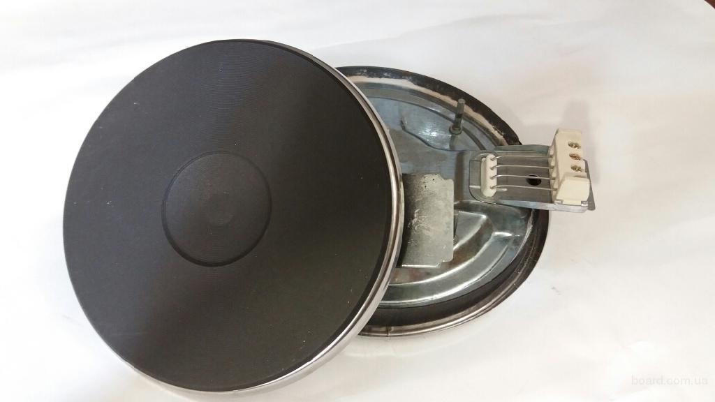 Электроконфорки для бытовых плит