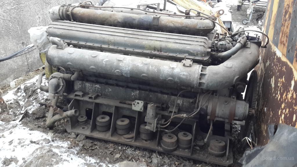 Срочно продам двигатель для  дизель-поезда ДР-1, в рабочем состоянии