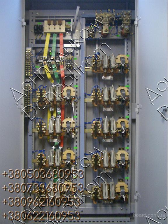 ТСА-161 (ирак.656.231.024-10) панели для механизмов подъема и замыкания грейфера