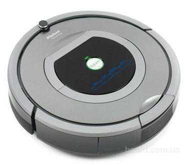Продам робот пылесос irobot roomba 780  Дёшево, абсолютно новый.