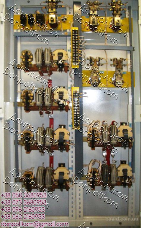 ТСА-161 (ирак.656.231.024-10) Панели для механизмов подъема кранов
