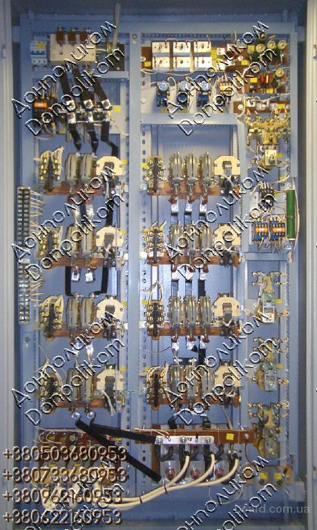 П6503 (ИРАК 656.231.035)  - электроприводы с магнитными контроллерами