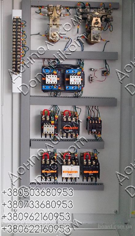 ТСА63 (ирак.656.231.024-09) - магнитный контроллер подъема крана