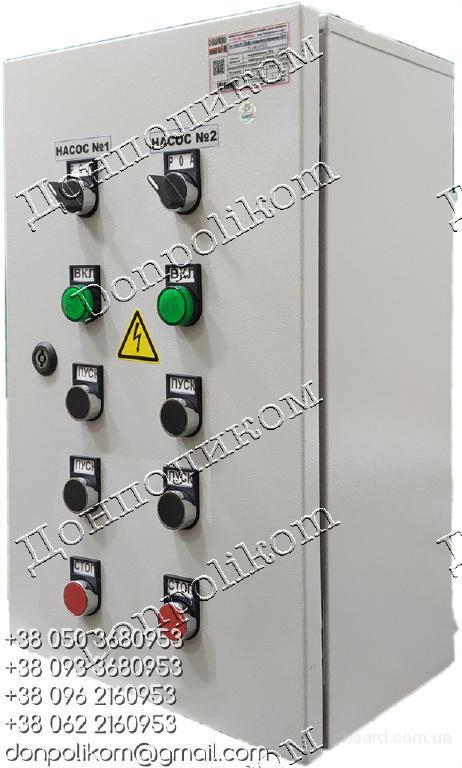 Я5434, Я5435, Я5436, Я5437 реверсивные ящики управления асинхронными электродвигателями