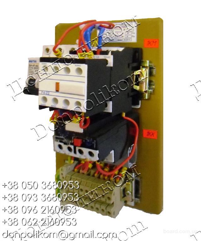 Б5130 блок управления асинхронным нереверсивным двигателем