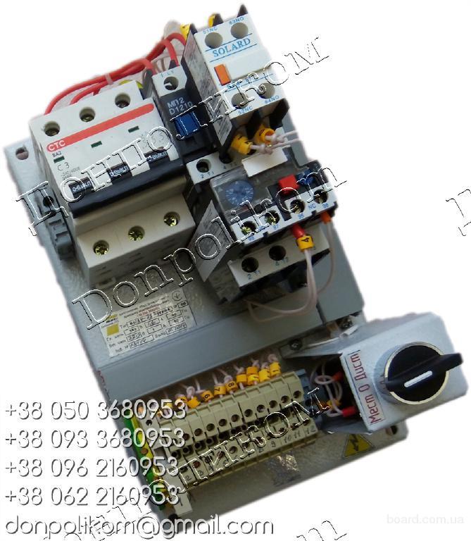 Б5134 нереверсивный блок управления асинхронным двигателем