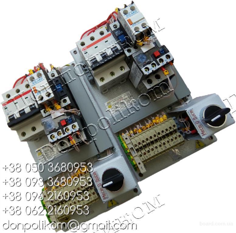 Б5136 блок управления асинхронным двигателем