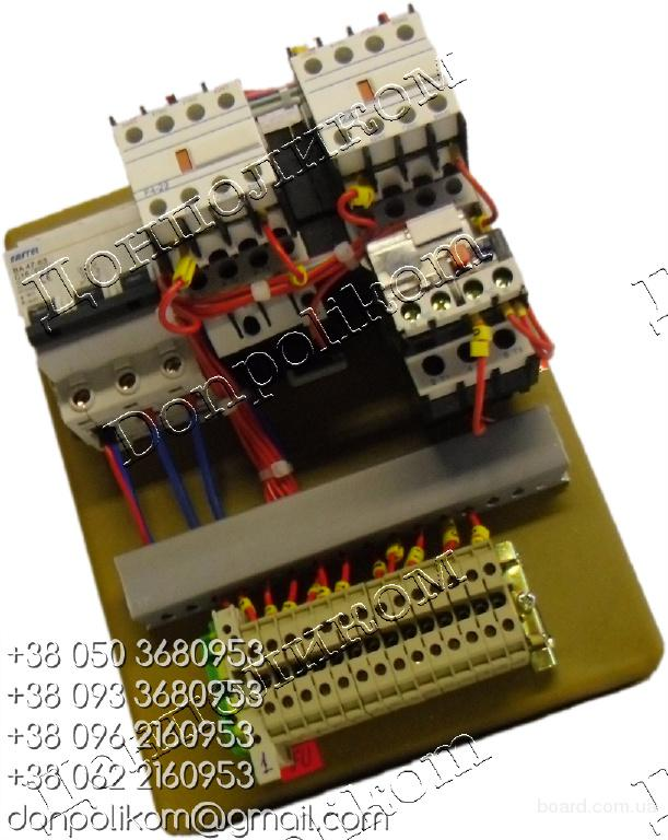 Б5430 блок управления реверсивным асинхронным двигателем
