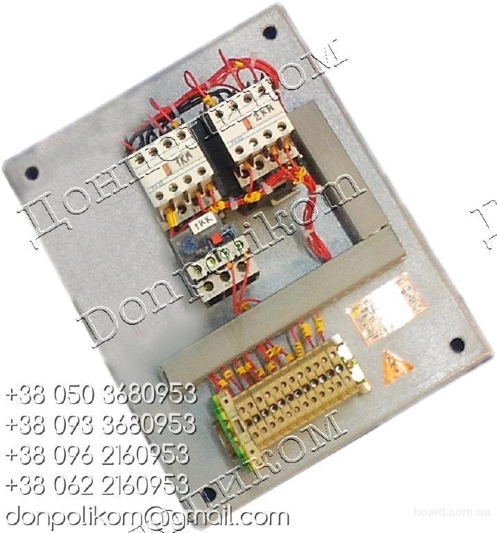 Б5438 блок управления - приставка к блоку Б5437