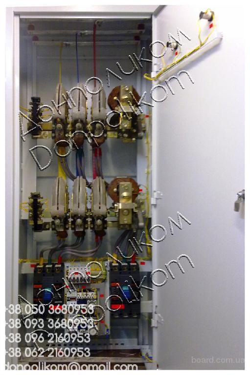 АВР-600 шкафы автоматического ввода резерва