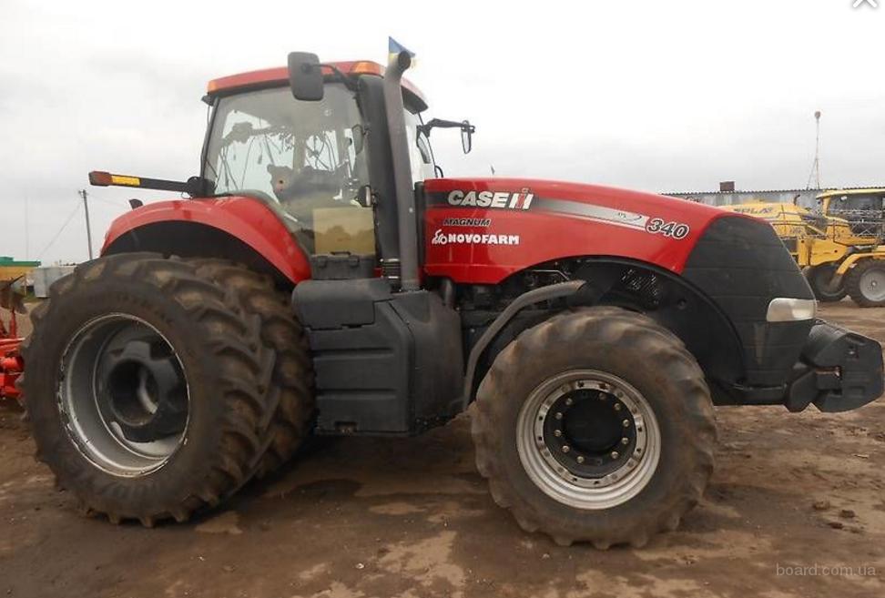 Колісний трактор CASE IH 340
