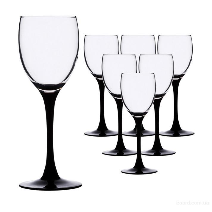 Luminarc Domino Набор бокалов для вина 190мл-6шт