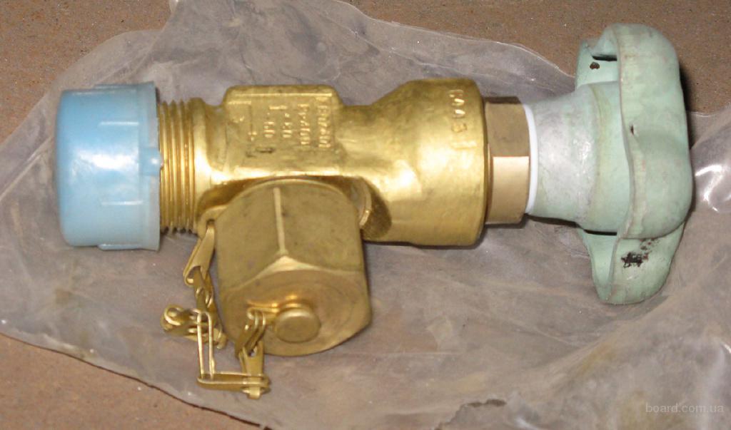 Вентиль КВО-7401  Ду. 3 Ру. 400