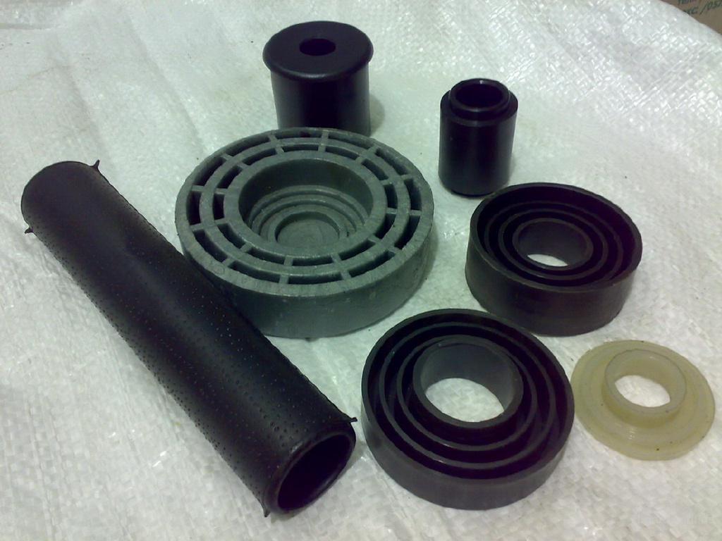 Литьё изделий на термопластавтоматах и ГШП