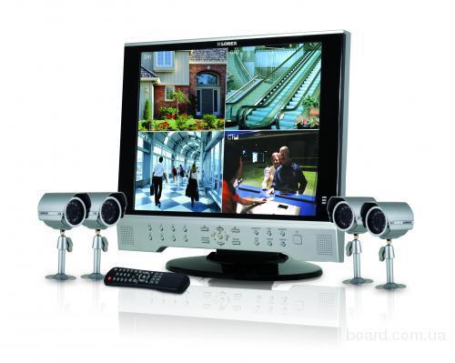 Наша организация предлагает установку видеонаблюдения.