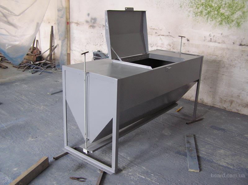 Автокормушка Рефлекс 200 кг