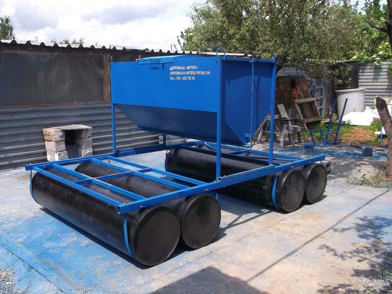 Автокормушка Рефлекс 1000 кг